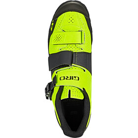 Giro Terraduro Shoes Herren lime/black